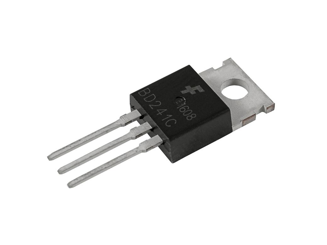 2 pieces Bd241c NPN Power Transistor
