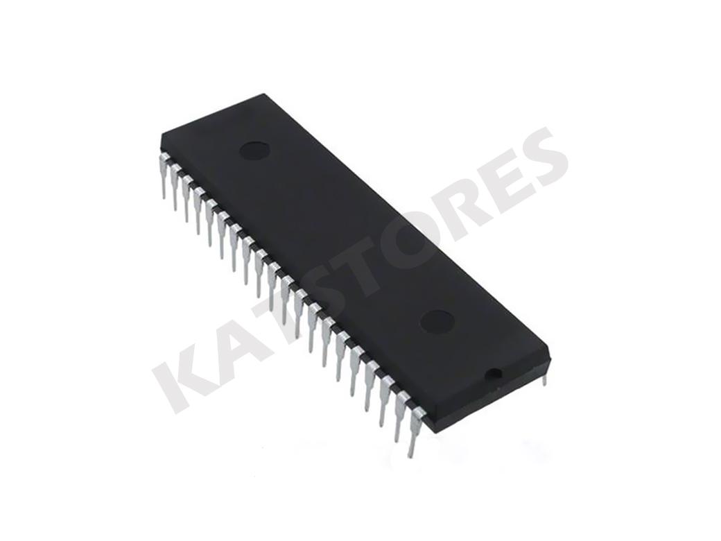 ATmega 162-16PU IC MCU 8BIT 16KB Flash 40DIP