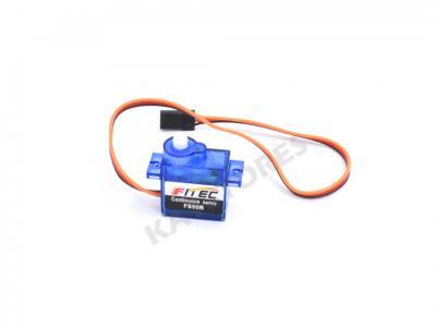 FS5113R Servo Motor 56G 360 Degree   Katstores   Katelec Stores